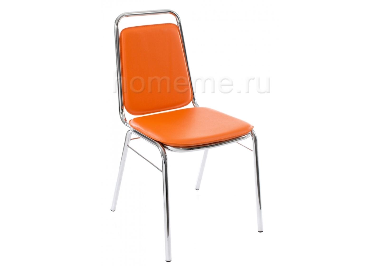 Стул HomeMe Стул Riol оранжевый 11047 от Homeme.ru