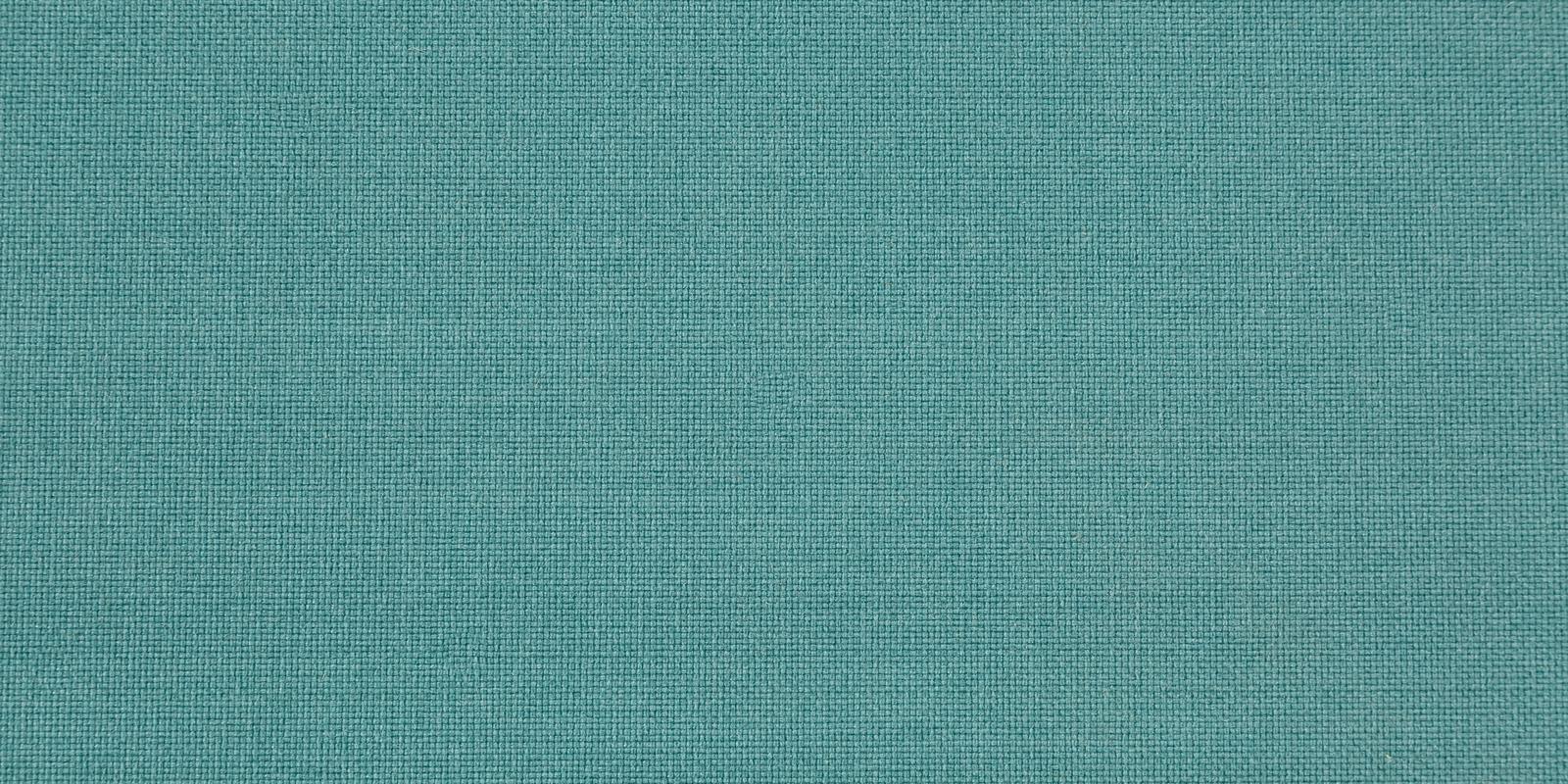 Диван тканевый прямой Каир Madagascar бирюзовый (Рогожка)