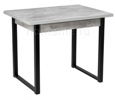 Форли бетон / черный матовый 424177