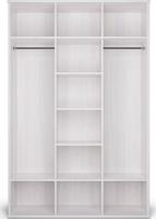 Шкаф 3-х дверный (корпус) Парма Нео