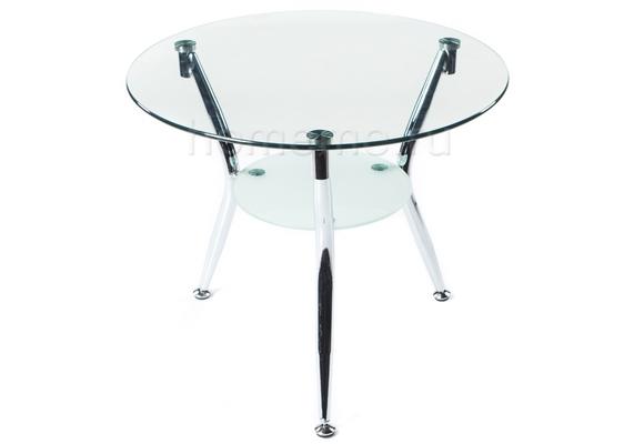 Журнальный стол Round хром (1302)