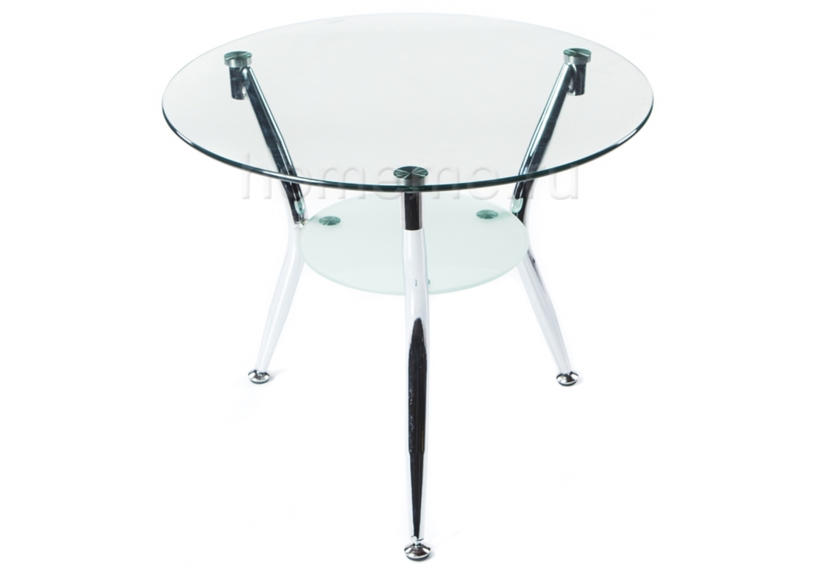 Журнальный стол Round хром (1302) HomeMe