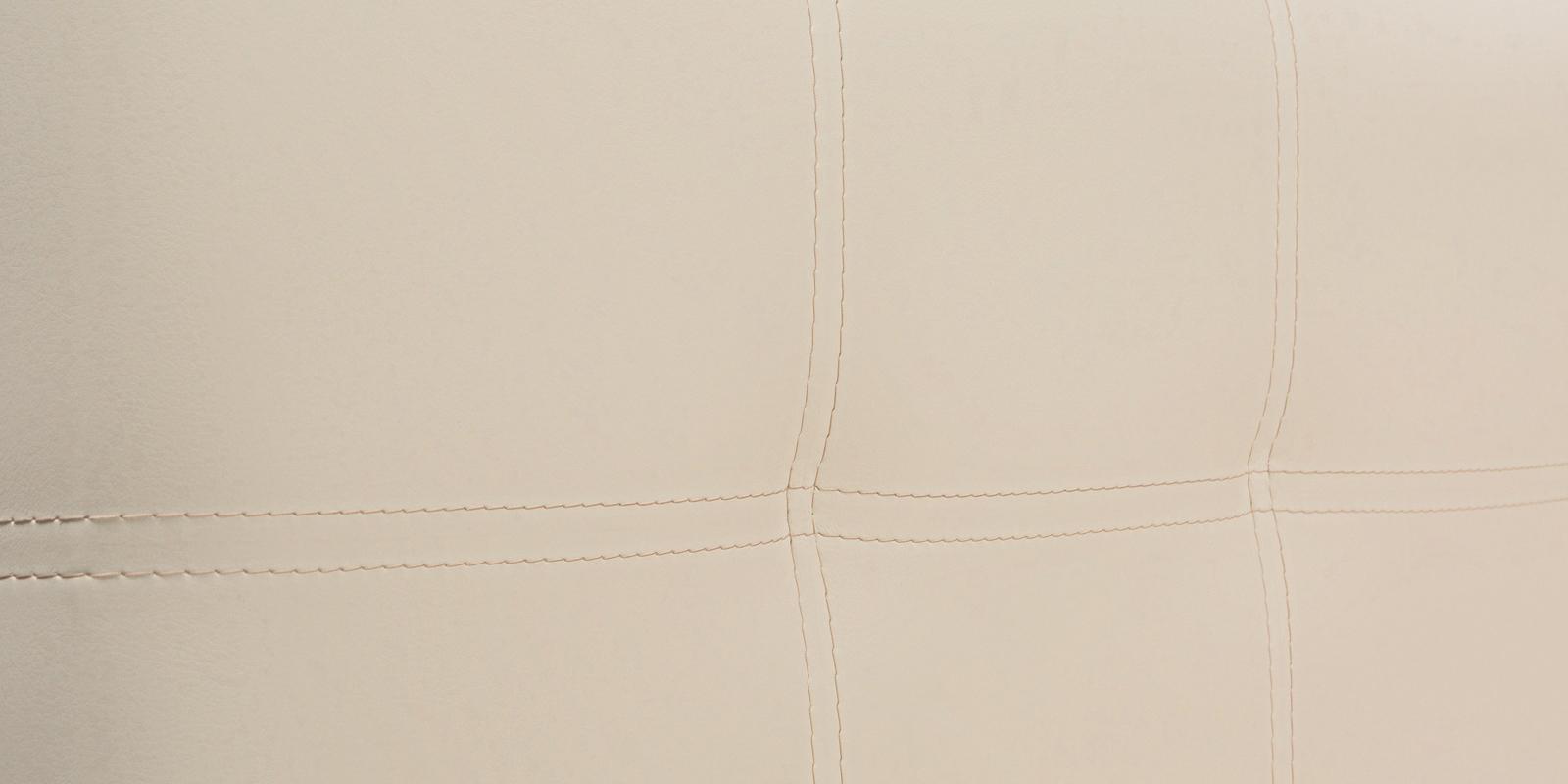 Мягкая кровать 200х160 Афина с подъемным механизмом (Luxe молочный)