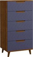 Комод с 5 ящиками Сканди