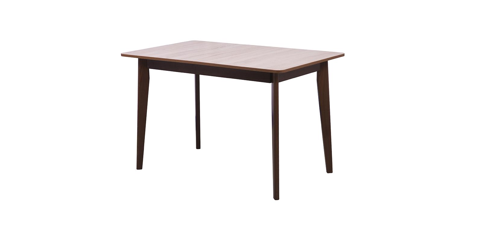 Обеденный стол Йорк (орех темный/дуб сонома)