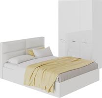 Спальный гарнитур «Глосс» стандартный