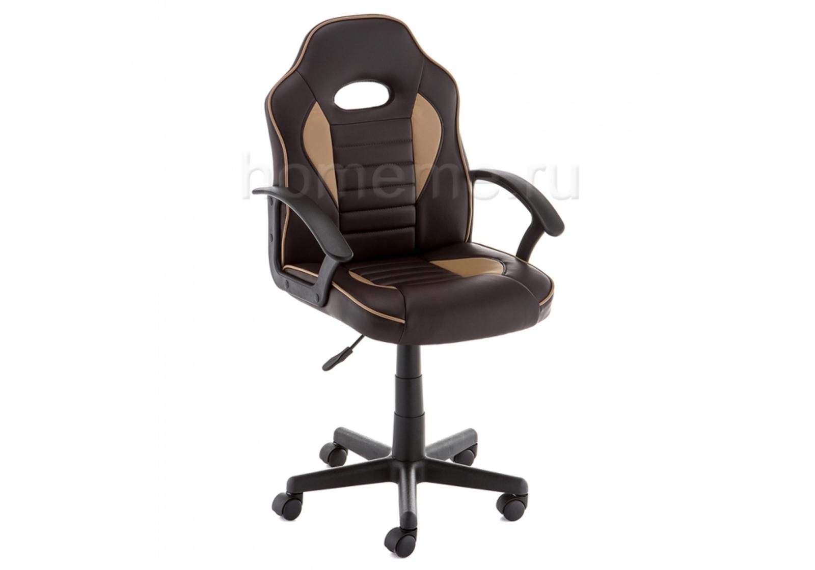 Кресло для офиса HomeMe Danger коричневое 11260 от Homeme.ru