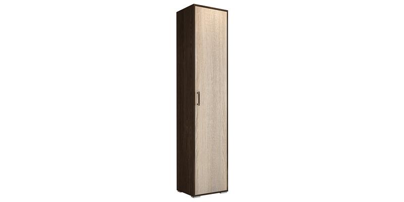 Шкаф распашной однодверный Сплит (дуб кантерберри/дуб сонома)