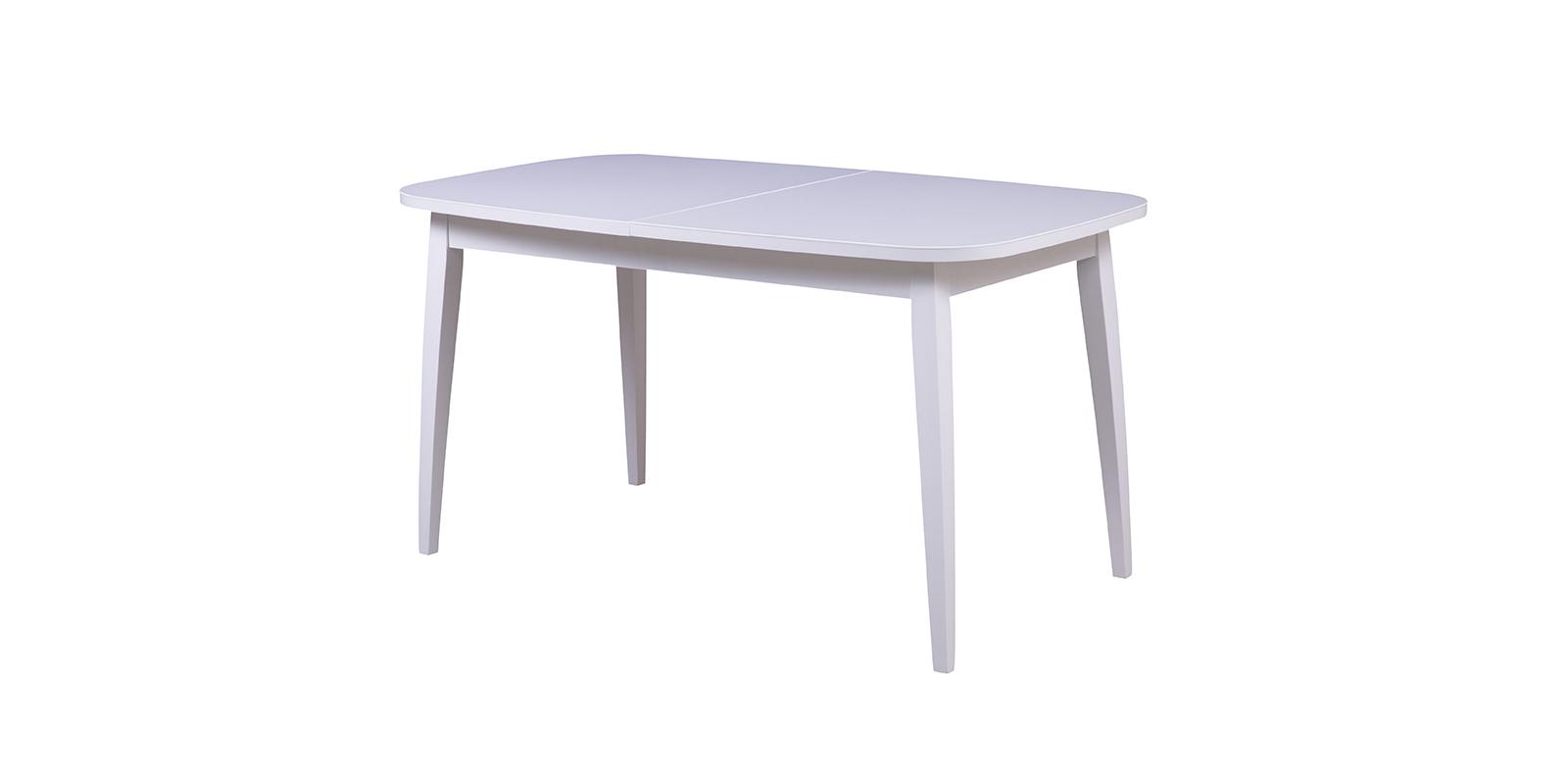 Обеденный стол Турин (белый)