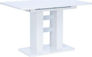 Стол раздвижной 80.530 Leset Гранд  Бодега белый/Серый
