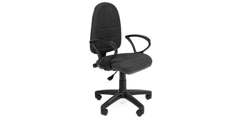 Кресло для оператора Престиж (серый)