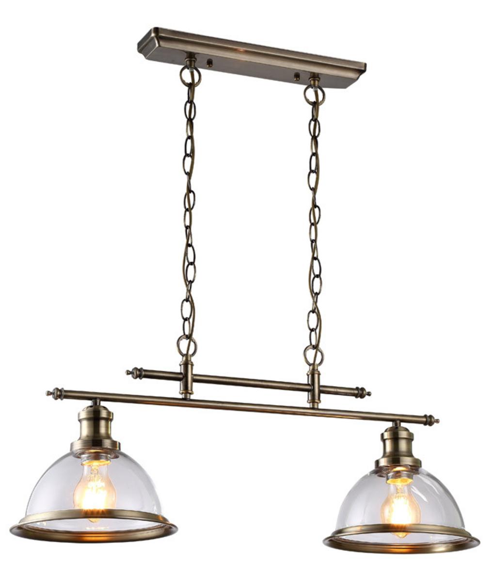 Купить Подвесной светильник Oglio A9273SP-2AB, HomeMe