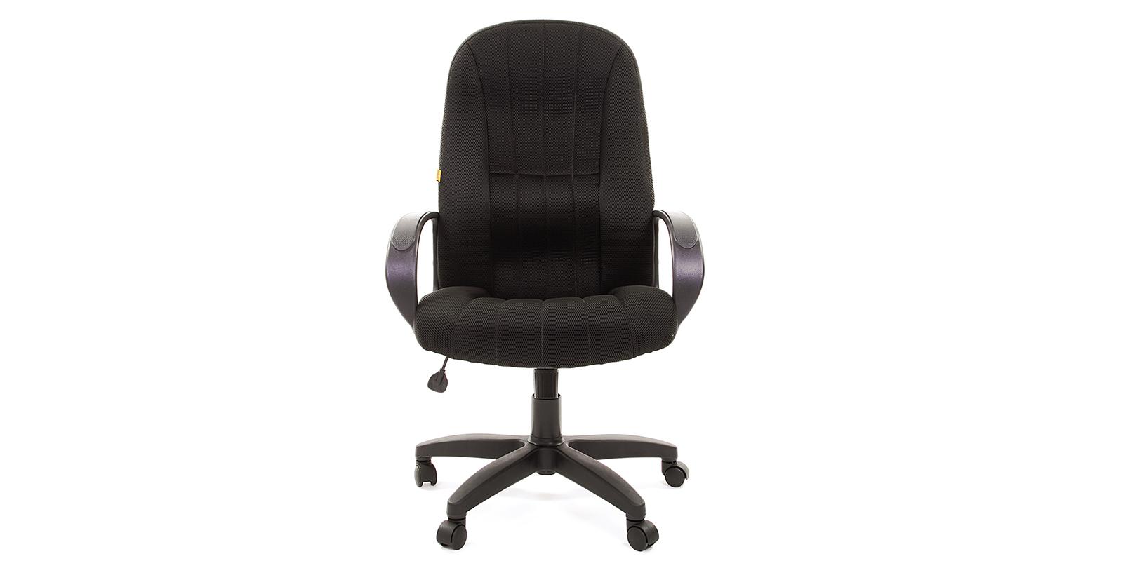 Кресло для руководителя Chairman 685 вариант №2 (черный) от HomeMe.ru
