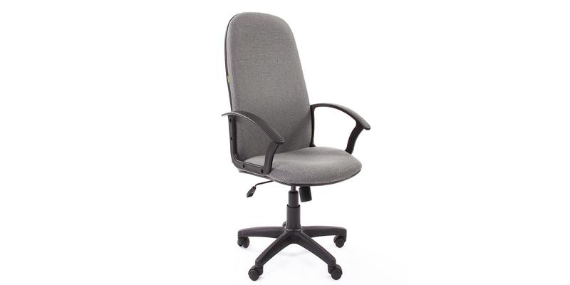 Кресло для оператора Chairman 289 (серый)