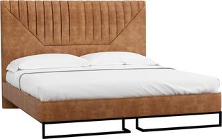 Кровать 1.6 Loft Alberta с подъемным механизмом и ящиком