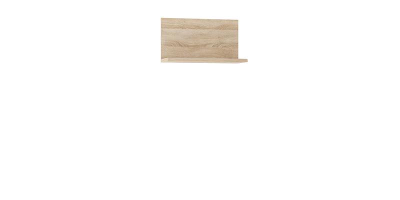 Полка Верона 60 см (дуб сонома)