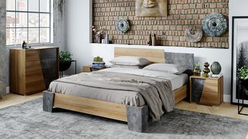 Спальный гарнитур «Клео» №2