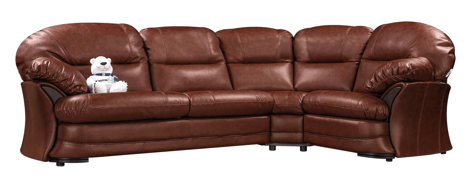 Купить диван кожаный угловой Ланкастер Коричневый (Натуральная кожа ... fd50c04905d