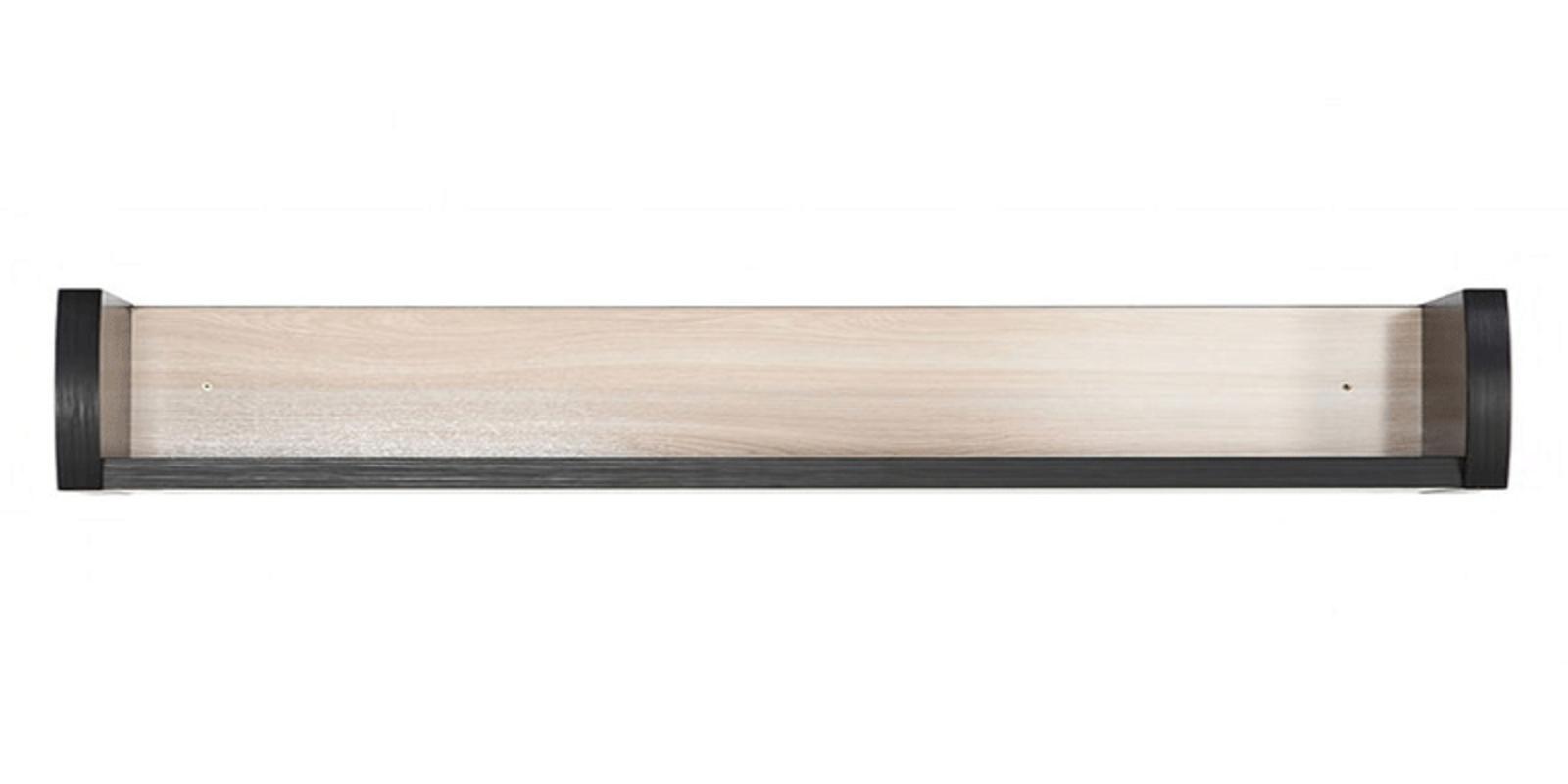 Полка Корсика 153/20 см (ясень глянец)