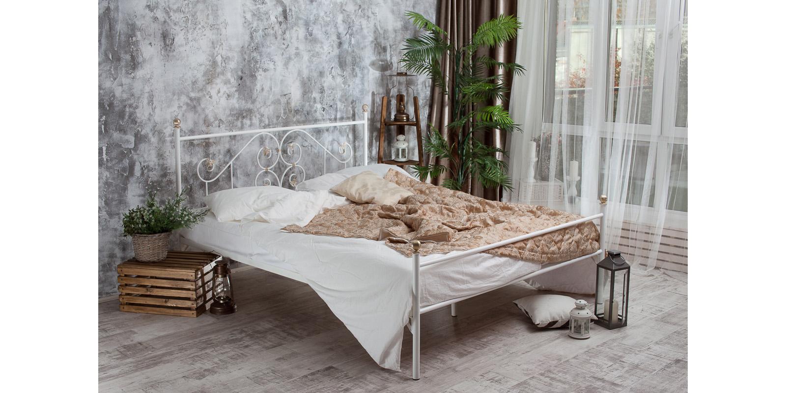 Кровать HomeMe Камелия от Homeme.ru