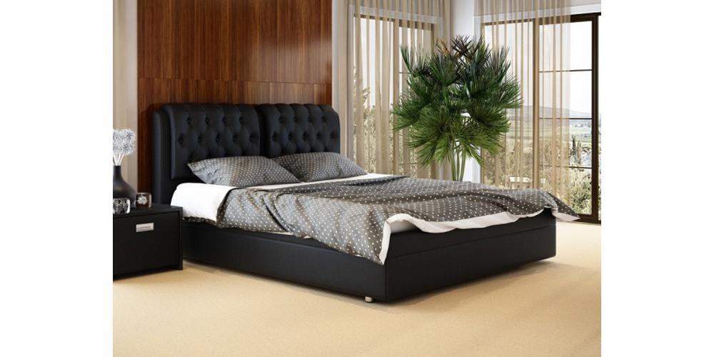Кровать мягкая HomeMe