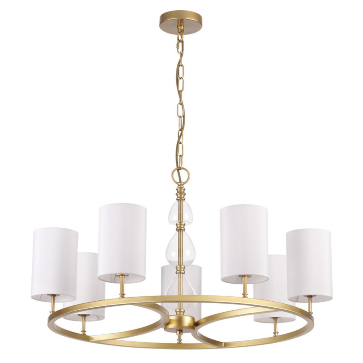 Купить Подвесная люстра Giada Подвесная люстра Odeon Light 3802/7 (15952), HomeMe