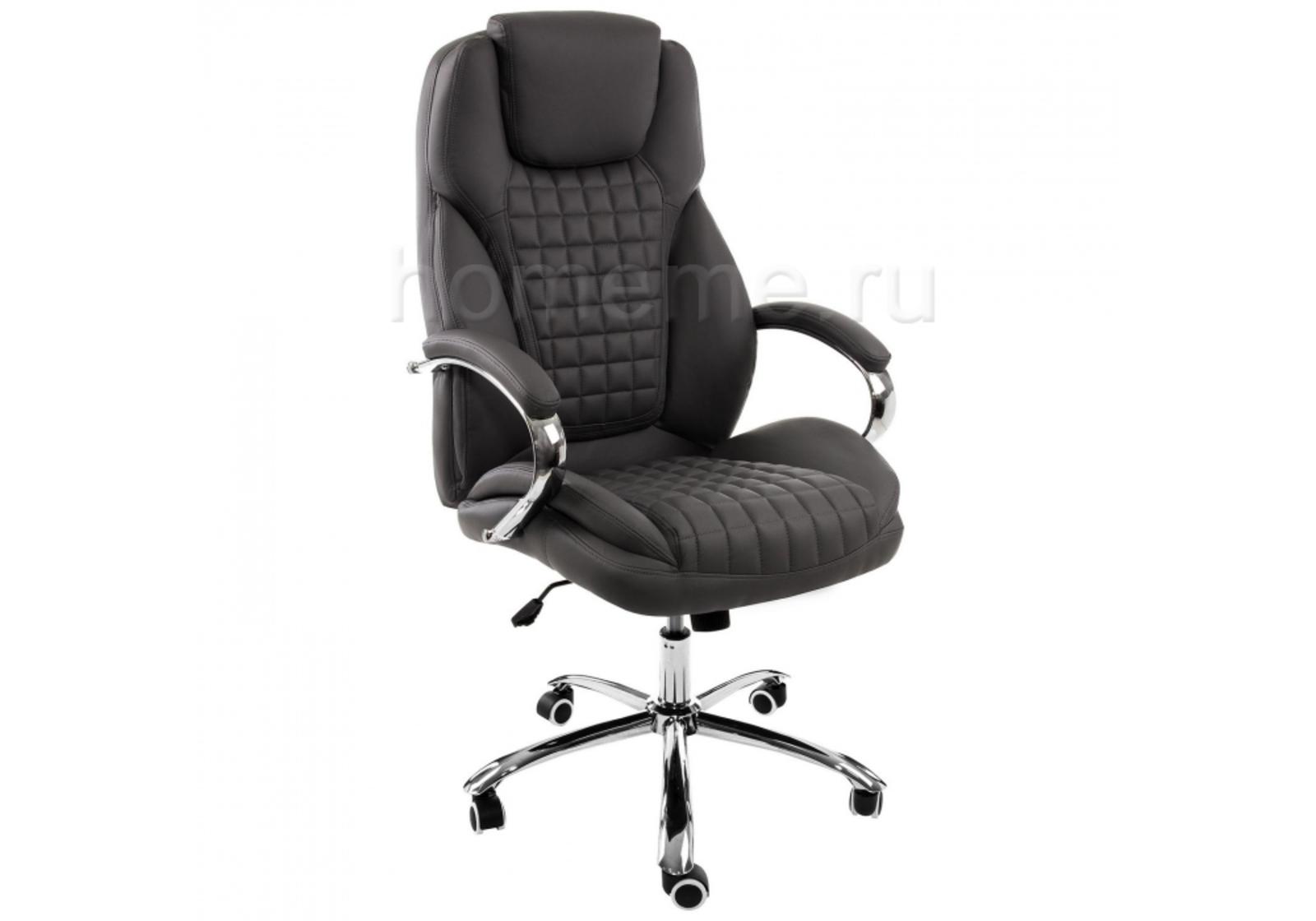 Кресло для офиса HomeMe Herd темно-серое 1868 от Homeme.ru
