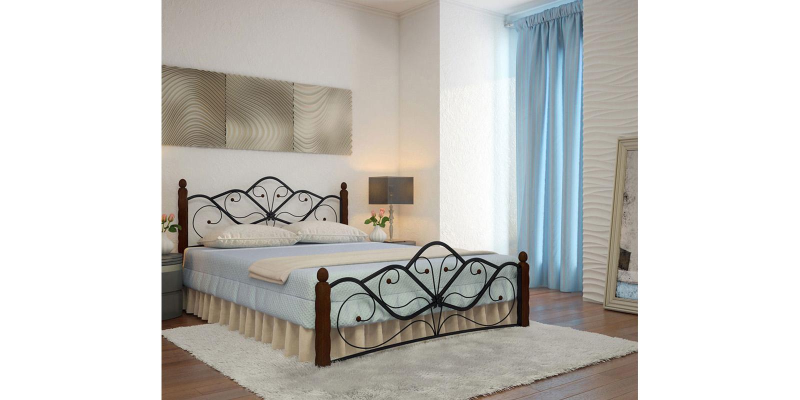 Кровать HomeMe Венера от Homeme.ru