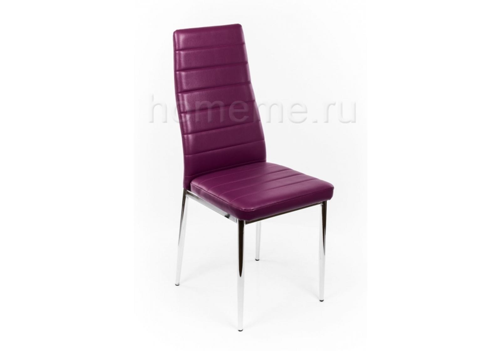Стул HomeMe DC-001 фиолетовый 1188 от Homeme.ru