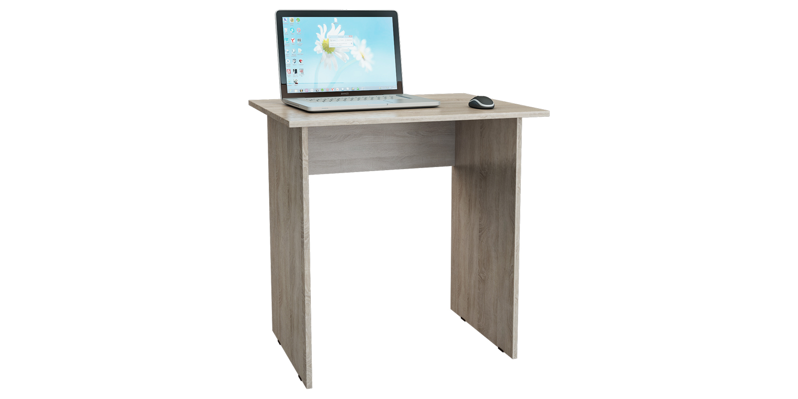 Письменный стол Харви вариант №2 (дуб сонома)