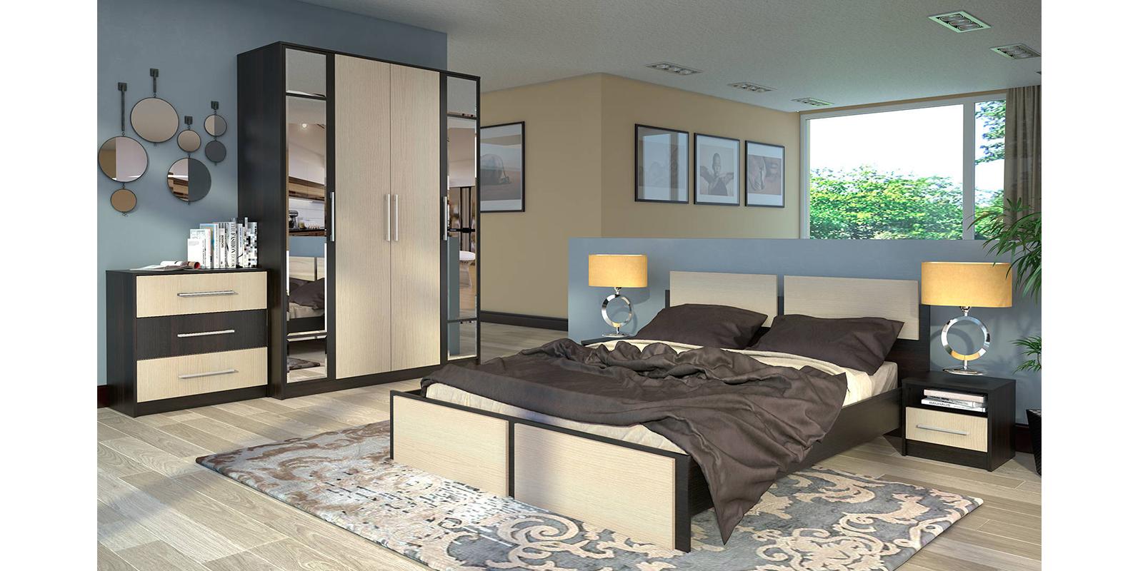 Спальня HomeMe Родос от Homeme.ru