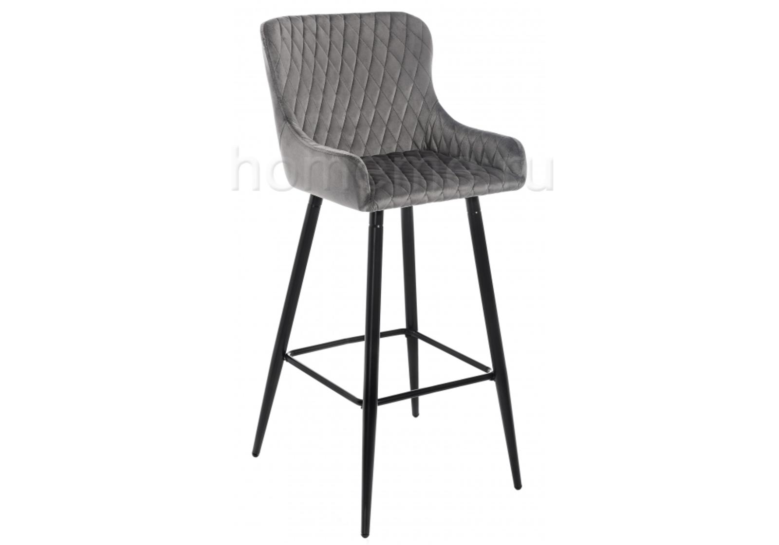 Барный стул Mint серый 11535 Mint серый 11535 (18301)