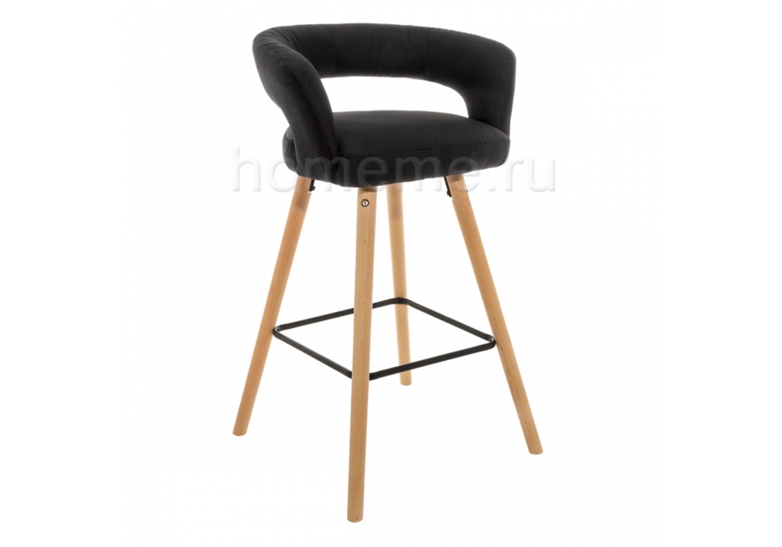 Барный стул Mars черный 11364 Mars черный 11364 (17553)