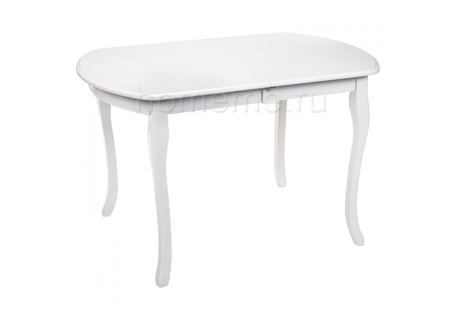 Кухонный стол HomeMe Alicante молочный 1402 от Homeme.ru