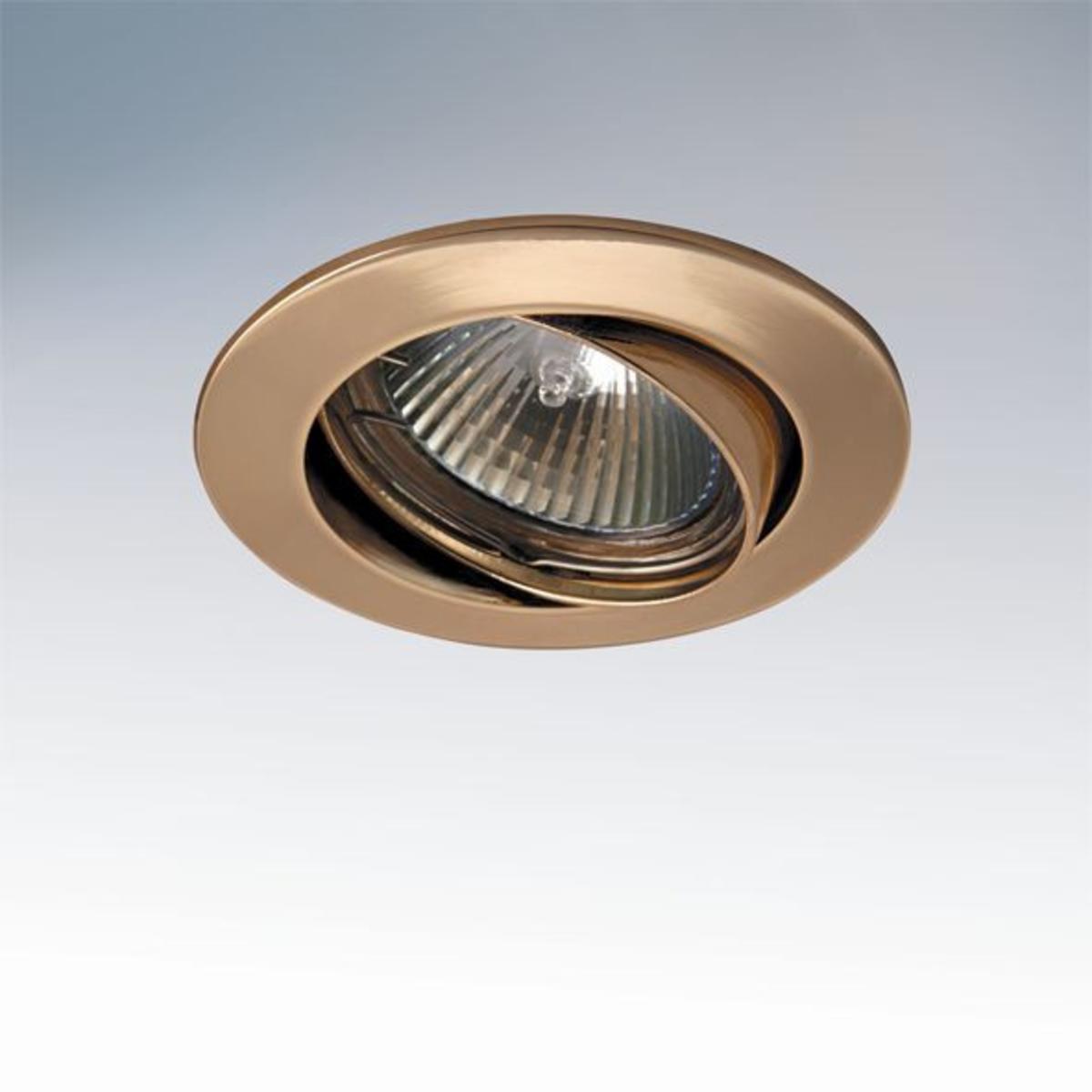 Купить Встраиваемый светильник LEGA HI ADJ 011022, HomeMe